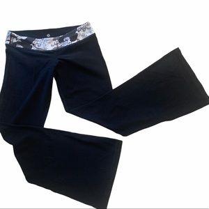 Lululemon Groove Reversible Wide Leg Yoga …